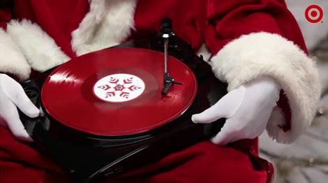 song on target christmas ad 2018