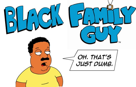 Black Family Guy (The Cleveland Show0