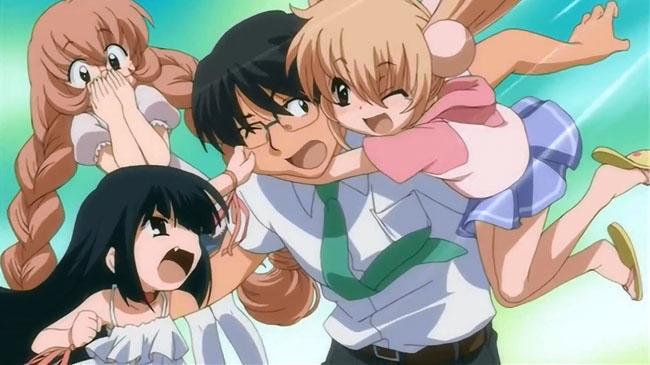 Kodomo No Jikan anime manga review
