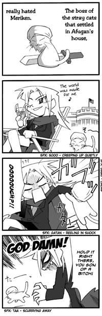 9/11 manga comic USA Osama