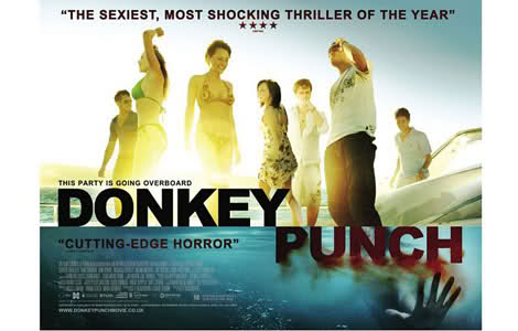 Donkey Punch movie