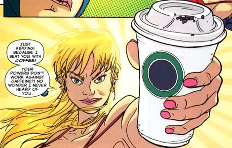 X-men Manifest Destiny 1 Nuwa super coffee