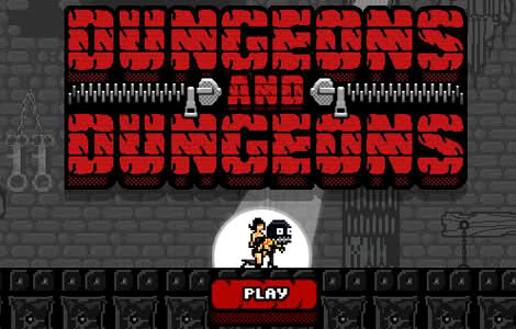 Dungeons and Dungeons video game