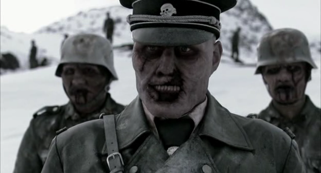 Dead Snow movie nazi zombie