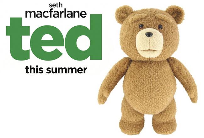 Ted Talking Plush Teddy Bear