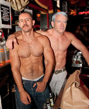 from Clyde anderson cooper gay sex
