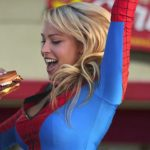 Spider-Man Eats Free at Carls Jr and Hardees