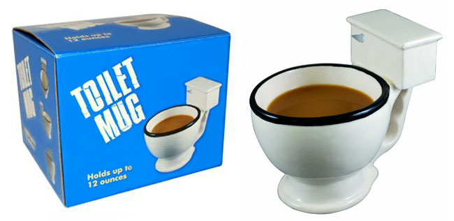 Toilet Mug And Boobie Creamer L7 World