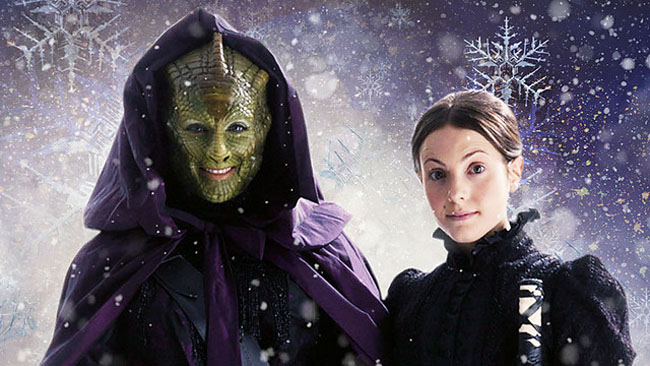 Doctor Who Christmas Special 2012 Prequel