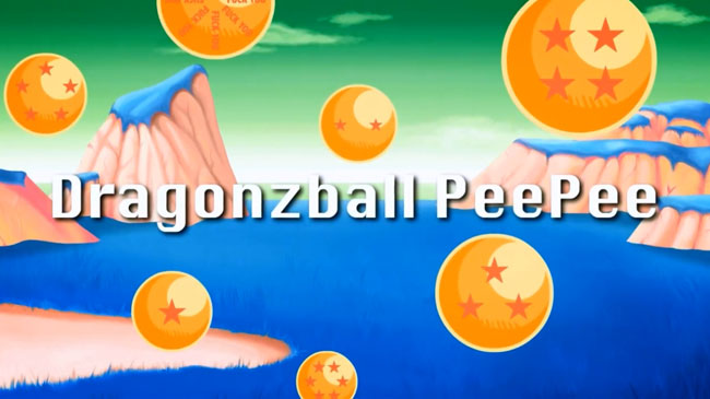 Dragonzball PeePee (Dragon Ball Z parody)