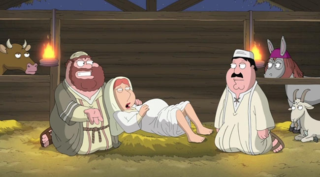 Fox Airs Controversial Episode of Family Guy
