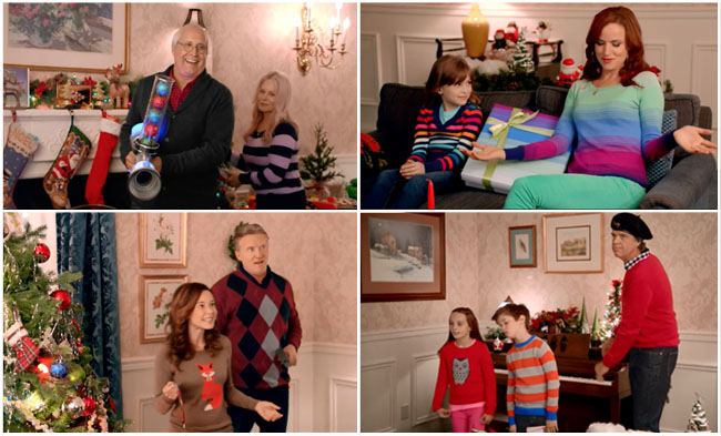 Old Navy Reunites the Griswolds