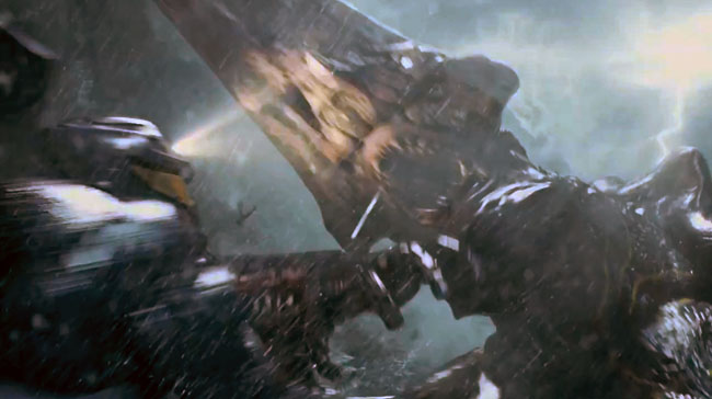 Pacific Rim Trailer Massive Monster Melee