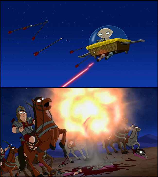 Pulled Family Guy Episode an Overreaction of Biblical Proportions (Jesus, Mary and Joseph)
