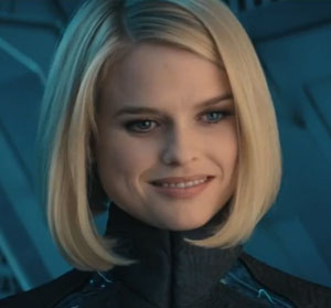 Star Trek Into Darkness - Dr. Carol Marcus (Alice Eve)