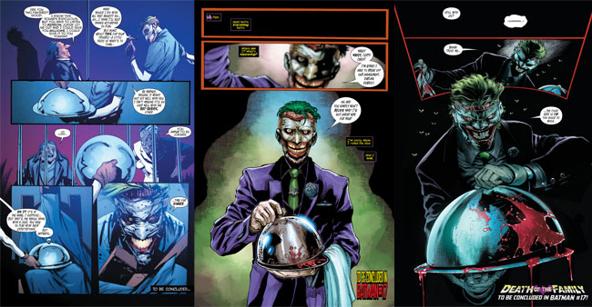 Batman and The Joker Face Off One Last Time