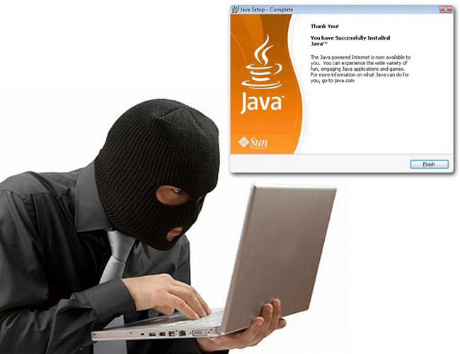 Homeland Security Recommends Disabling Java