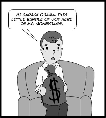 Mr Moneybags 1