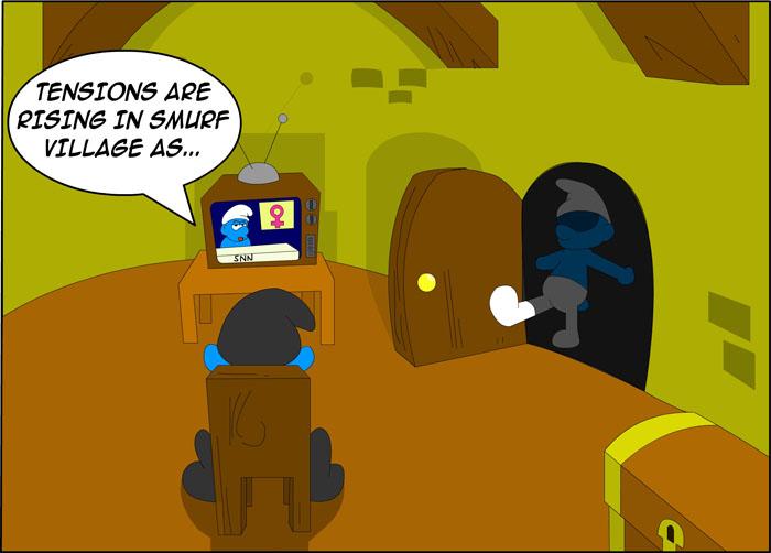 Smurfmen Chapter 1-2