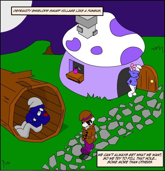 Smurfmen Chapter 2-2