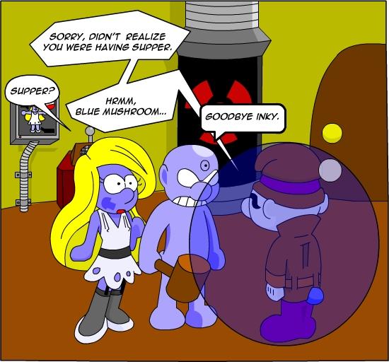 Smurfmen Chapter 2-6