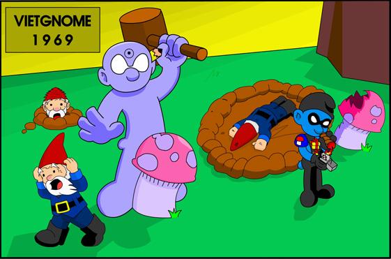 Smurfmen Chapter 3-3