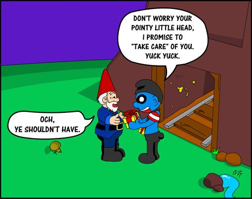 Smurfmen Chapter 3-5