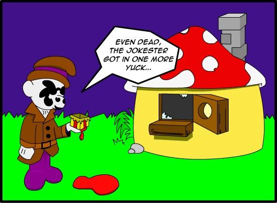Smurfmen Chapter 2-1