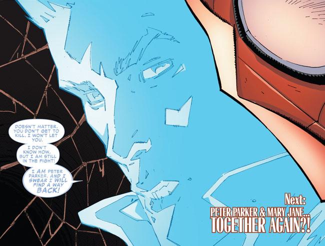 Superior Spider-Man - Peter Parker Ghost