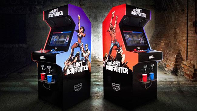 Beercade Beer-Dispensing Arcade Game