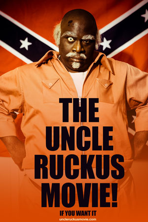 Boondocks Movie Starring Uncle Ruckus