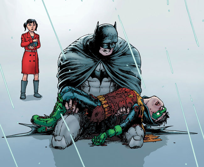 DC Comics Kills Robin (Again)