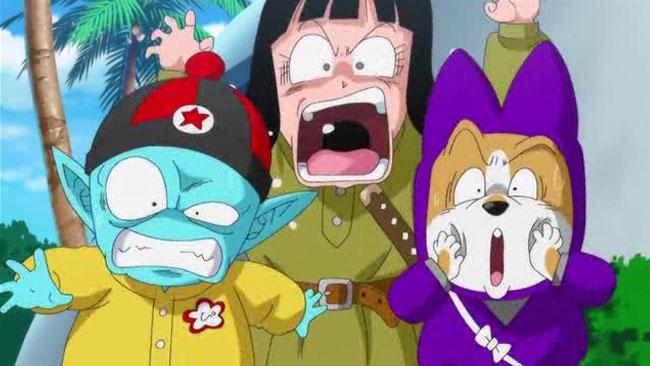 Dragon Ball Z Movie a Comedy