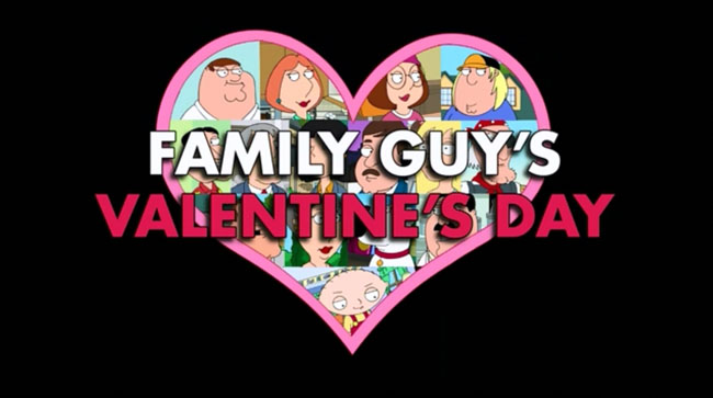 Family Guy Valentine's Day