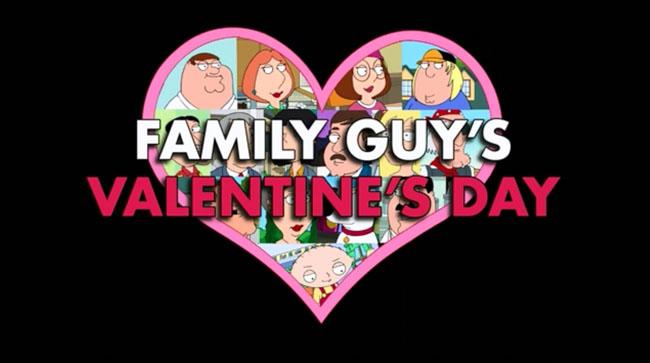 Family Guy Valentine's Day