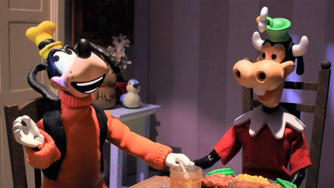 It's a Small-Minded World After All (Robot Chicken S06E17 Botched Jewel Heist - Goofy and Clarabelle)