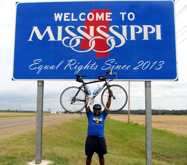 Mississippi Abolishes Slavery ... Finally