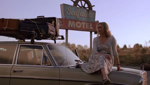 Bates Motel - Vera Farmiga as Norma Louise Bates
