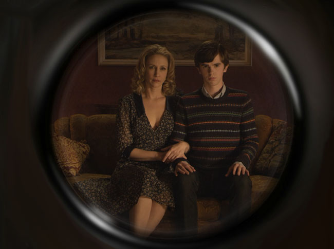 Bates Motel First Look