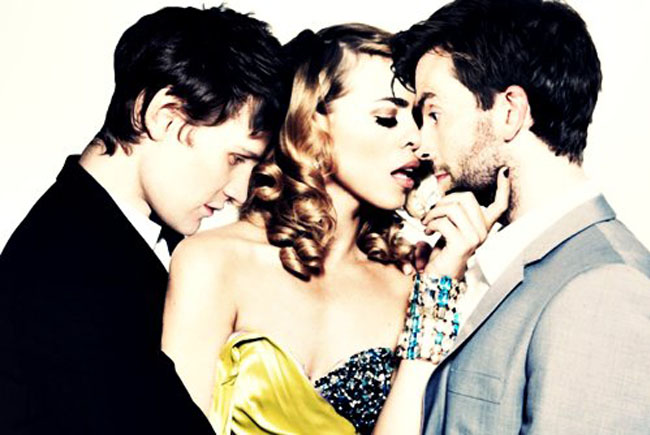 Doctor Who 50th Anniversary Reunites Cast (David Tennant and Billie Piper and Matt Smith)