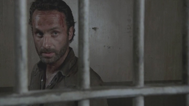 Should Rick Grimes go to Prison for Killing Zombies