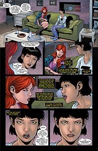Batgirl 19 Alysia Yeoh transgender woman