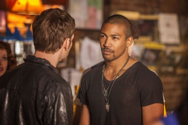 The Vampire Diaries The Originals Marcel (Charles Michael Davis)