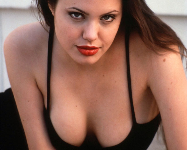 Angelina Jolie Breast Removal