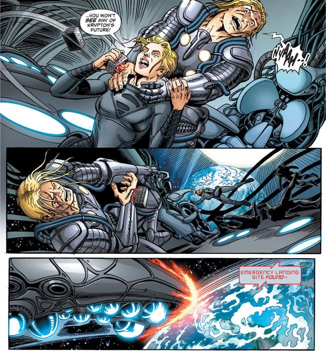 Man of Steel Prequel Comic