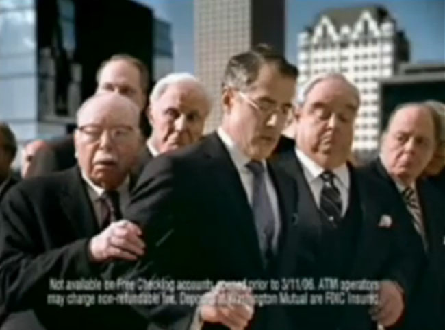 Most Racist Commercial Ever (Wamu Bankers VS Mountain Dew thugs)