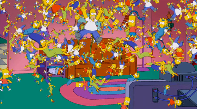 Simpsons Couch Gag Contest Winner