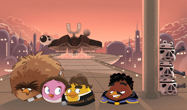 Angry Birds Star Wars Cloud City Update for PC