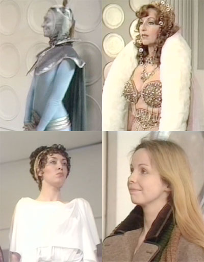 Doctor Who Romana Regeneration