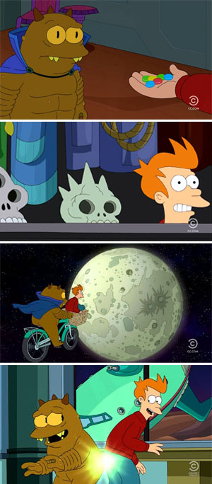 Futurama Parodies ET
